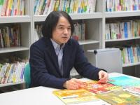 『ゆほびかGOLD 幸せなお金持ちになる本』編集長の高橋真人さん