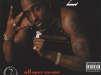 画像は、『All Eyez on Me CD, Original recording remastered, Import, Enhanced, Explicit Lyrics』(Koch Records)より