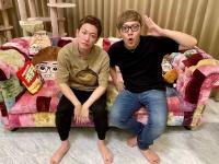 (左より)佐藤健、ヒカキン(ヒカキンの公式ツイッターアカウント@hikakinより)