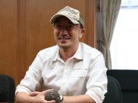 『幻のアフリカ納豆を追え! : そして現れた』著者の高野秀行さん