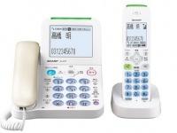 シャープが開発した固定電話機「JD-AT81」(「シャープ HP」より)