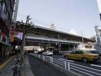 中目黒駅周辺(「Wikipedia」より)