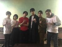 ※画像はドラマ『今日から俺は!!』のオフィシャルブログより/賀来賢人(左から3番目)