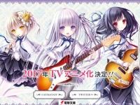TVアニメ『天使の3P!』公式サイトより