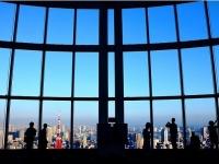 六本木ヒルズ森タワー、東京シティービューより(「Wikipedia」より)