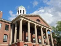 ハーバード大学(「Getty Images」より)