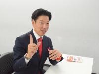 『中小企業のDX営業マニュアル』著者の清永健一さん