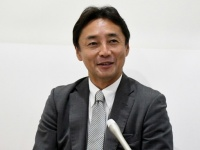 自民党の後藤田正純衆議院議員(写真:毎日新聞社/アフロ)