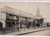 洲崎の遊郭「大八幡楼」