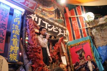 最後の見世物小屋を見て昭和の残滓を感じてみては?