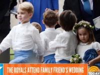 結婚式でおどけて行進するウィリアム王子がかわい過ぎると話題に