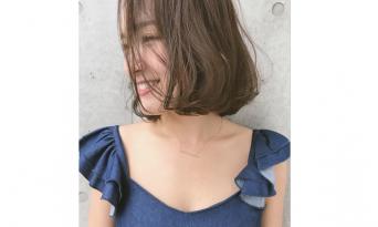 """爽やかな""""夏髪""""続出してます!この時期は春→夏へグレードアップ必須♡"""