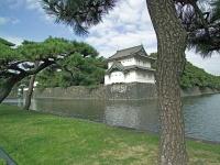 生前の昭和天皇は皇居内の吹上御所にて生活された