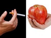 タバコ+アップル=NO-COPD?(depositphotos.com)