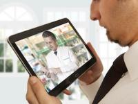 会社の来客ブースや会議室からアクセスする患者も(写真はイメージ)(shutterstock.com)