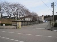 小松大谷高校(Hirorinmasaさん撮影、Wikimedia Commonsより)