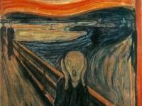 ムンク『叫び』 画像は「Wikipedia」より引用