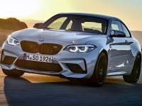 BMW・M2コンペティション登場!M3/M4譲りの直6ターボエンジン搭載、引き続きMTミッションの設定あり!