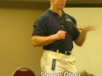 スティーブン・グリア博士 画像は「Wikipedia」より引用