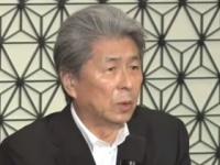 東京都知事選に出馬した鳥越俊太郎さん(画像:youtubeより)