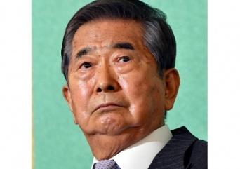 石原慎太郎氏(Natsuki Sakai/アフロ)