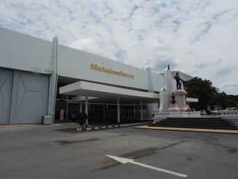 タイ国立空軍博物館(写真/髙田胤臣)