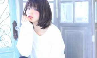 イマドキ前髪は断然軽め♡2016年は『シースルーバング』の柔らかい透け感がモテる!!!