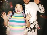 ボのFacebookには、仲良く写真に写る2人の姿も掲載されている