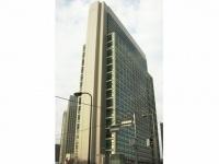 ソフトバンク本社がある東京汐留ビルディング(「Wikipedia」より)