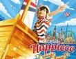 『Happiece(豪華盤)(DVD付) CD+DVD』(ランティス)