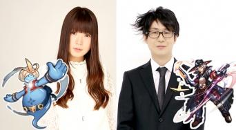 小松美恵さんと大橋隆昌さん
