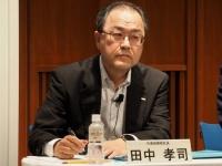 KDDIの田中孝司社長