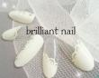 ブライダルネイル - 純白のウェディングドレスに合わせたい華やかデザイン