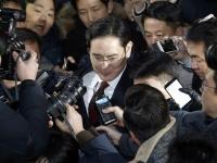 李在鎔(イ・ジェヨン)サムスン電子副会長(YONHAP NEWS/アフロ)