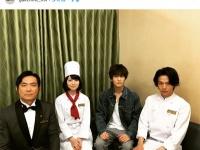『崖っぷちホテル』公式インスタグラム(@gakehote_ntv)より
