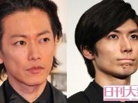 (左より)佐藤健、三浦春馬