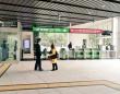 新・原宿駅(画像は背景美塾のMAEDAXです。@maedax_xさん