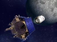 月に向かう探査機・エルクロス 画像は「Wikipedia」より