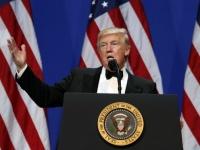 アメリカのドナルド・トランプ大統領(写真:AP/アフロ)