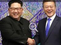 日本マスコミは歴史的な南北首脳会談に水を差すばかり…(韓国大統領府HPより)