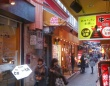 鶴橋の焼肉ストリート