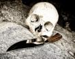 失った右腕の代わりにナイフを装着した中世のイタリア男性の遺骨が発見される