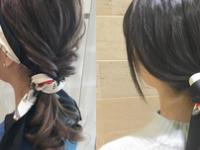 『スカーフ』で今ドキアレンジ楽しもう♡スカーフだけでできるアレンジヘア集!