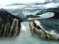 海面上昇による洪水で2050年までに3億人が家を失うとの予測(アメリカ)