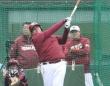 日本プロ野球史上最重量選手のアマダー(楽天)