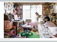『作画資料写真集 女子部屋』より