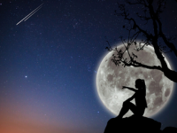 獅子座はハッキリしなかったことが明確になるとき!?4月11日 天秤座の満月【新月満月からのメッセージ】