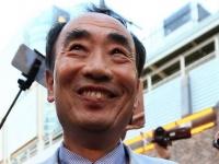 森友学園前理事長の籠池泰典氏(写真:日刊スポーツ/アフロ)