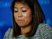 ユナイテッド航空引きずり下ろし事件の被害者であるデイビッド・ダオ氏の娘(写真:ロイター/アフロ)