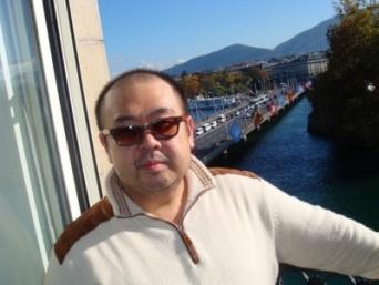 Facebookにあった正男氏の写真